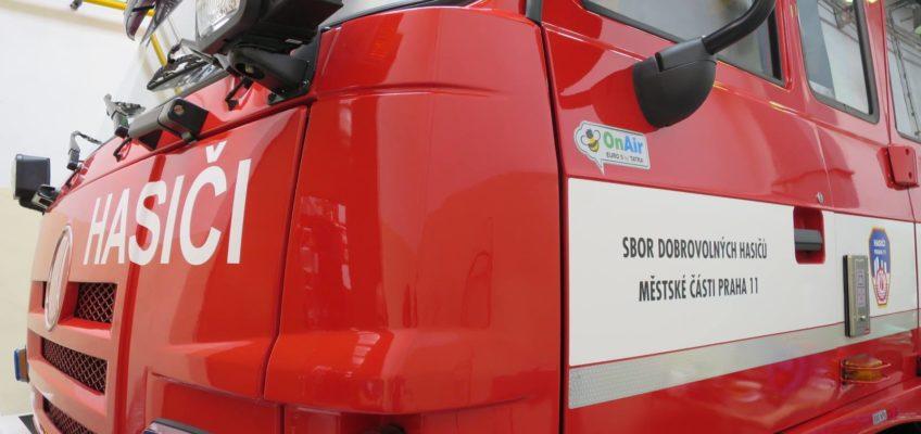 Nový požární automobil