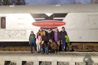 Výlet do protidrogového vlaku
